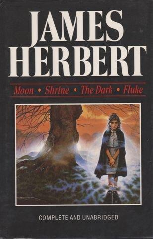 Moon,Shrine, The Death, Fluke: James Herbert