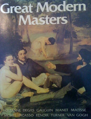 9781850520290: Great Modern Masters