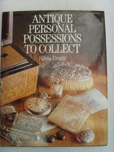 9781850520481: Antique personal possessions to collect