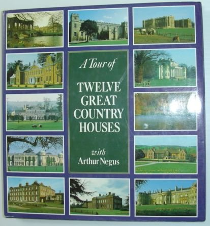A Tour of Twelve Great Country Houses