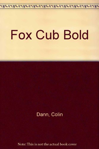 9781850570165: Fox Cub Bold