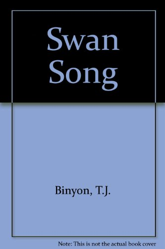 Swan Song (Magna Large Print) (9781850571803) by Binyon, T.J.