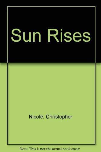 9781850571971: Sun Rises
