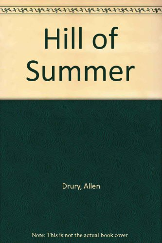 9781850572480: Hill of Summer