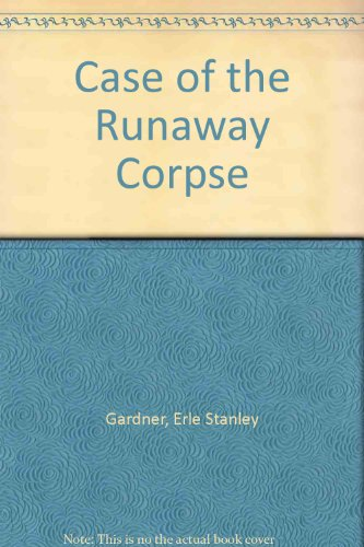 9781850574521: Case of the Runaway Corpse