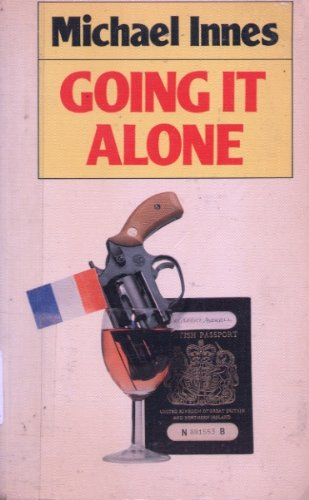 9781850574606: Going it Alone (Thorndike Large Print Popular Series)