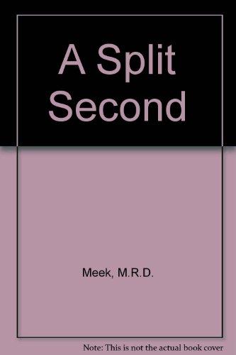 9781850574842: A Split Second