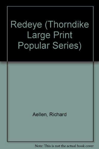 9781850577447: Redeye (Thorndike Large Print Popular Series)