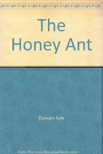 9781850577676: The Honey Ant