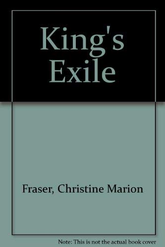 9781850577911: King's Exile
