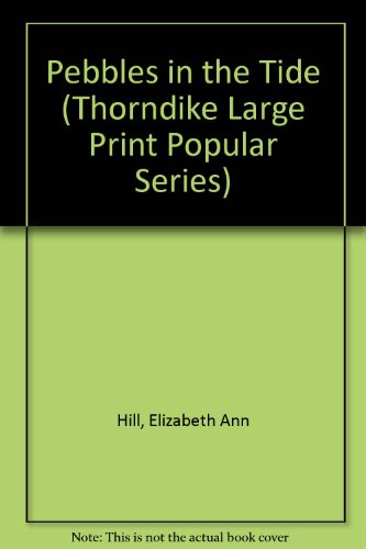 9781850578208: Pebbles in the Tide (Thorndike Large Print Popular Series)