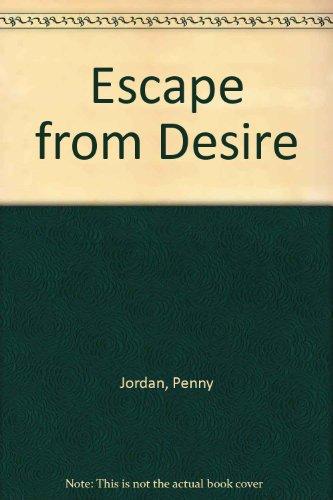 9781850579120: Escape from Desire