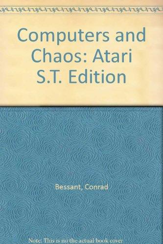9781850582472: Computers and Chaos: Atari S.T. Edition