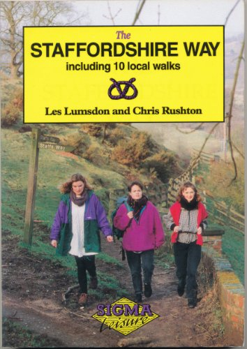 9781850583158: The Staffordshire Way