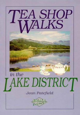 9781850584179: Tea Shop Walks in the Lake District