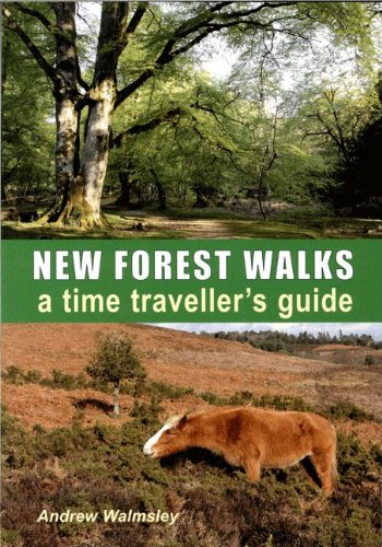 New Forest Walks: Walmsley, Andrew