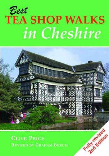 9781850589211: Best Tea Shop Walks Cheshire