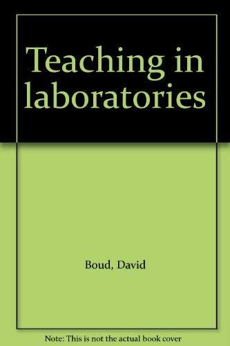 9781850590101: Teaching in laboratories