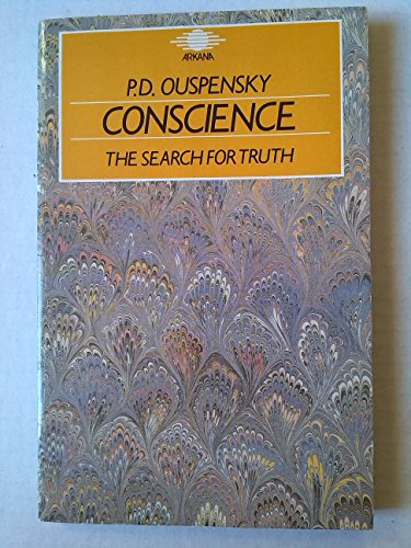 9781850631026: Conscience: The Search for Truth