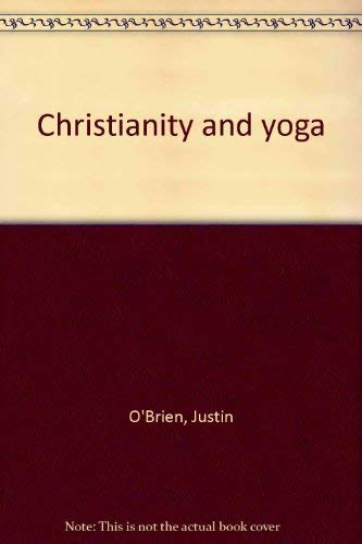9781850631095: Christianity and yoga: A meeting of mystic paths