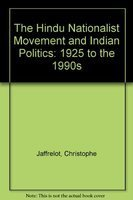 9781850653011: The Hindu Nationalist Movement and Indian Politics: 1925 to the 1990s