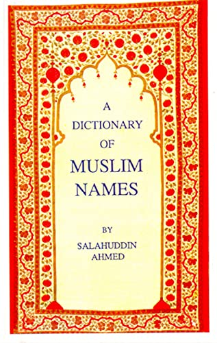9781850653578: A Dictionary of Muslim Names