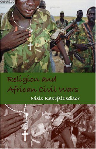 9781850654568: The Role of Religion in African Civil Wars