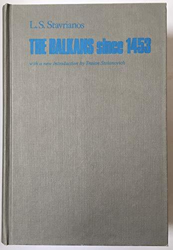 9781850655503: The Balkans Since 1453
