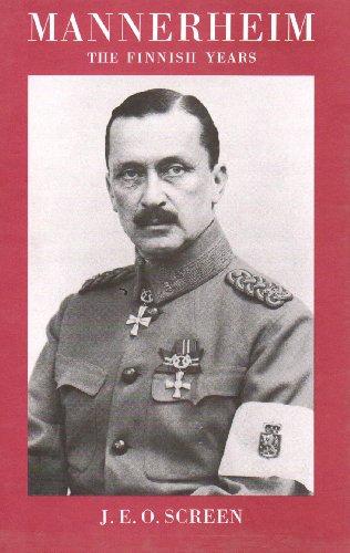 9781850655732: Mannerheim: The Finnish Years