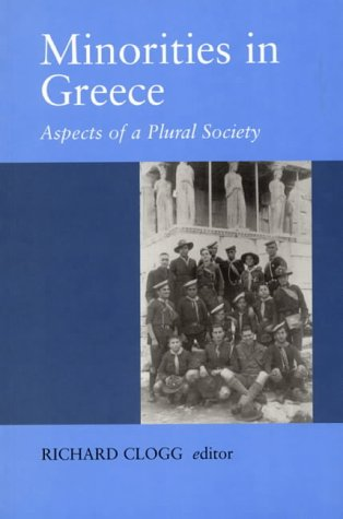 9781850657064: Minorities in Greece: Aspects of a Plural Society