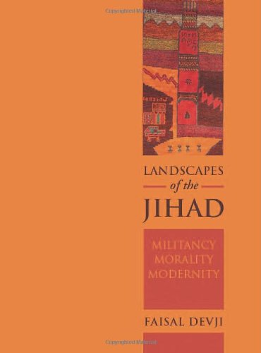 9781850657750: Landscapes of the Jihad