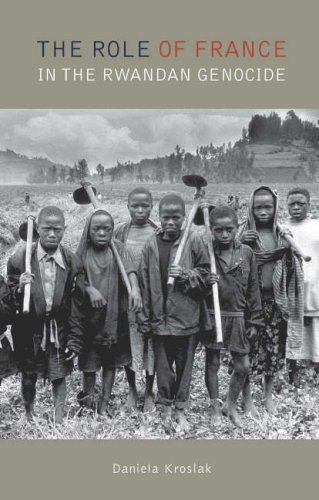 9781850658528: The Role of France in the Rwandan Genocide