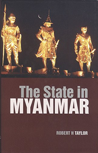 9781850658931: The State in Myanmar