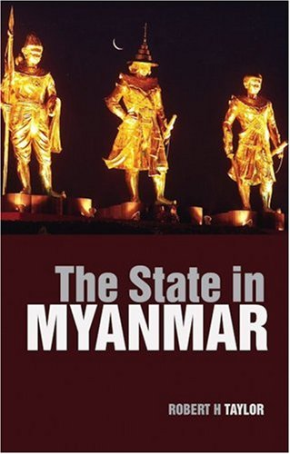 9781850659099: State in Myanmar