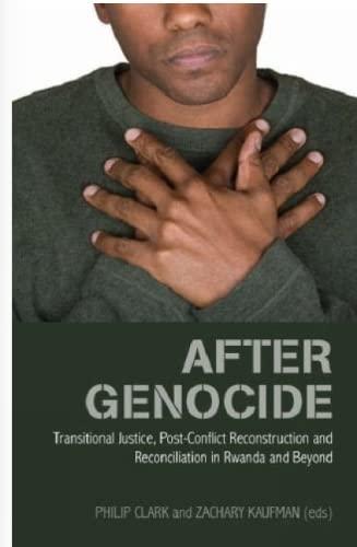9781850659198: After Genocide