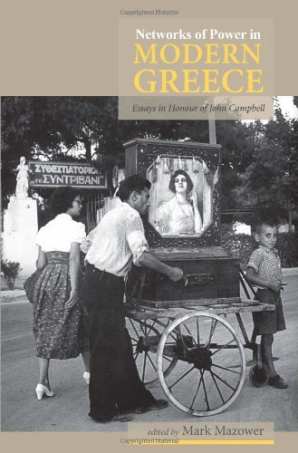 9781850659228: Networks of Power in Modern Greece