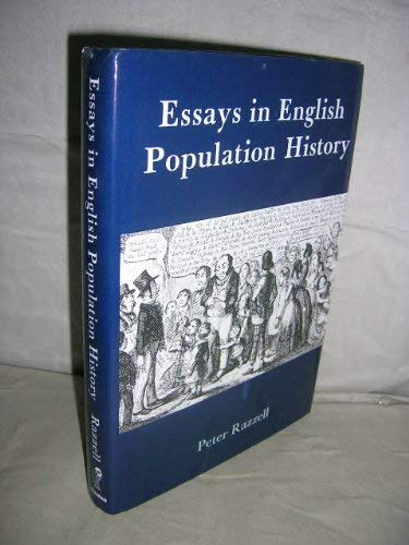 Essays in English Population History (Social history) (9781850660132) by P. E. Razzell