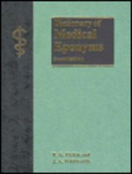 9781850704775: Dictionary of Medical Eponyms, Second Edition
