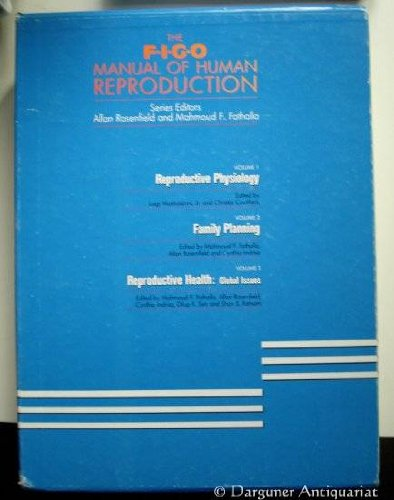 9781850704959: Figo Manual De Reproduccion Humana: The Figo Manual of Human Reproduction (Spanish Edition)