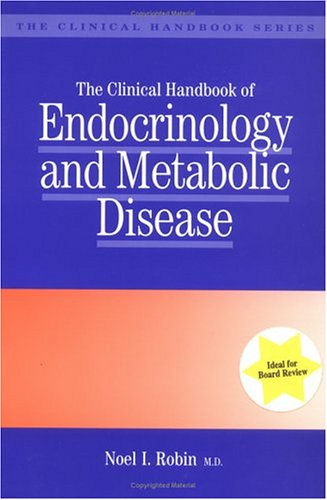 9781850706373: The Clinical Handbook of Endocrinology and Metabolic Disease