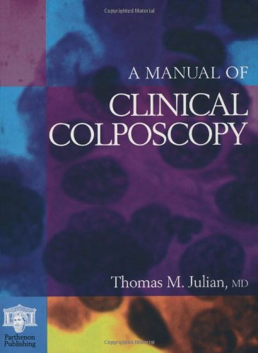 9781850706397: A Manual of Clinical Colposcopy (Falmer Press Teachers' Library Series)