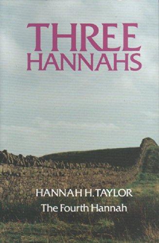 The Three Hannahs: Taylor, Hannah H.