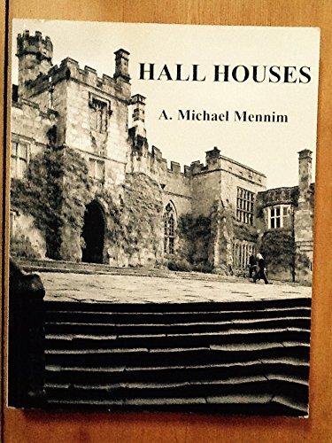 9781850723288: Hall Houses