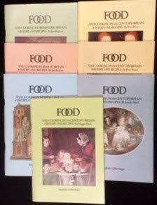 Food and Cooking in Britain: Prehistoric, Roman, Mediaeval, 16th Century, 17th Century, 18th Century, 19th Century (Food & cooking in Britain) (9781850742869) by Jane M. Renfrew; Maggie Black; Peter Brears; Jennifer Stead