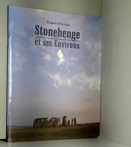 9781850743378: Stonehenge Et Ses Environs (French Edition)