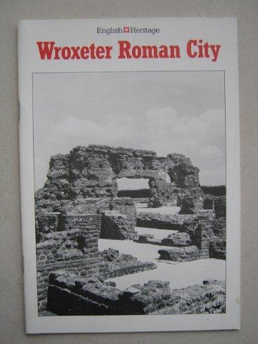 9781850743477: Wroxeter Roman city: Shropshire