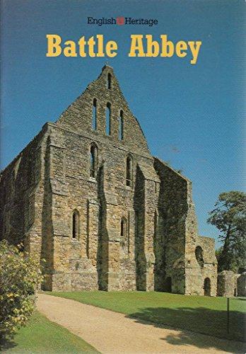9781850743712: Battle Abbey [Colour Handbook]