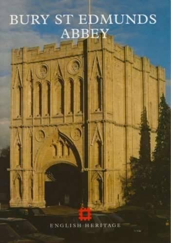 9781850744016: Bury St Edmunds Abbey (English Heritage Guidebooks)