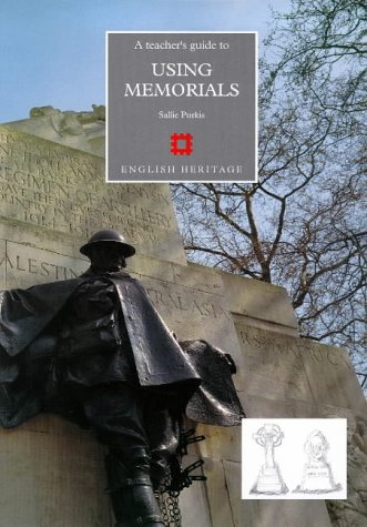 9781850744931: Teacher's Guide to Using Memorials (Education on Site)