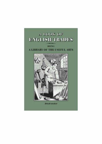 9781850749783: A Book of English Trades